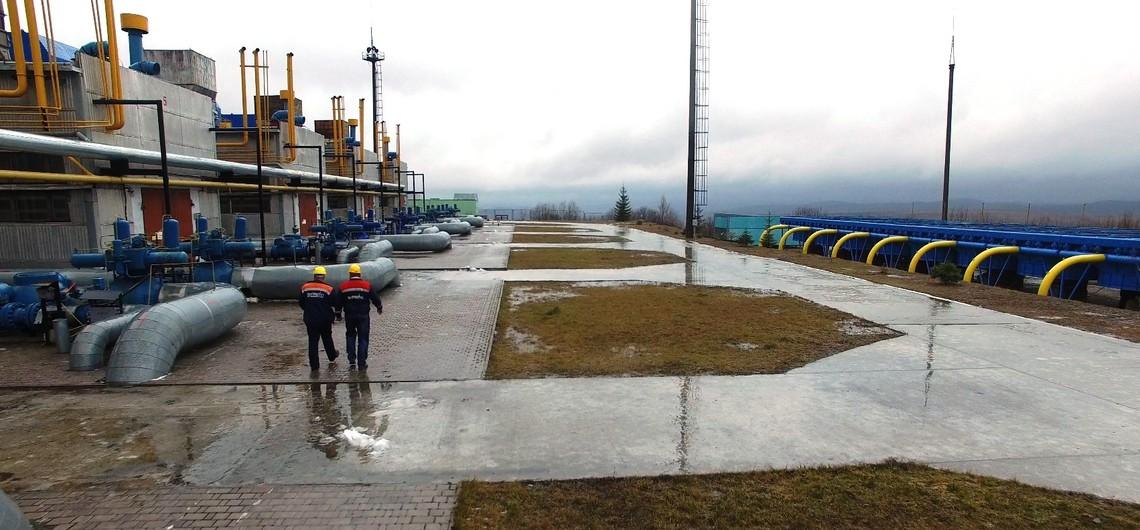 Україна закачала до сховищ понад 13 мільярдів кубометрів газу, що заповнило їх до рівня 42,36 відсотка.