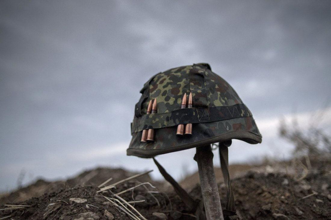 НаДонбассе погибли трое украинских военных