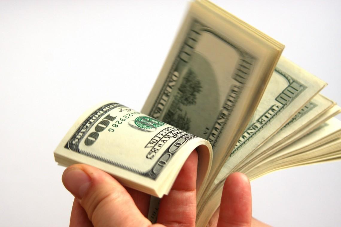 Оцінка реалістичного щомісячного обороту валюти становить близько 1,242 млрд доларів США, що набагато перевищує офіційну статистику.