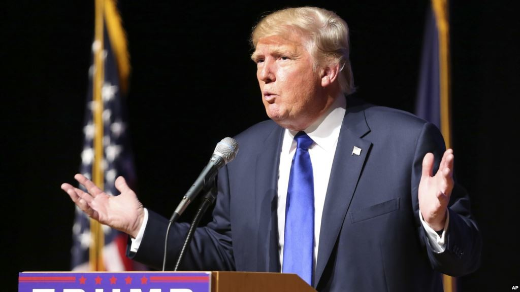 Прокуратура Нью-Йорка почала розслідування щодо благодійного фонду Trump Foundation кандидата в президенти США від республіканців Дональда Трампа.