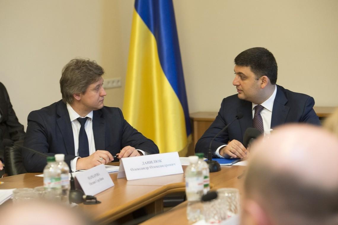 Глава Кабміну не показав новий проект меморандуму між Україною та Міжнародним валютним фондом.