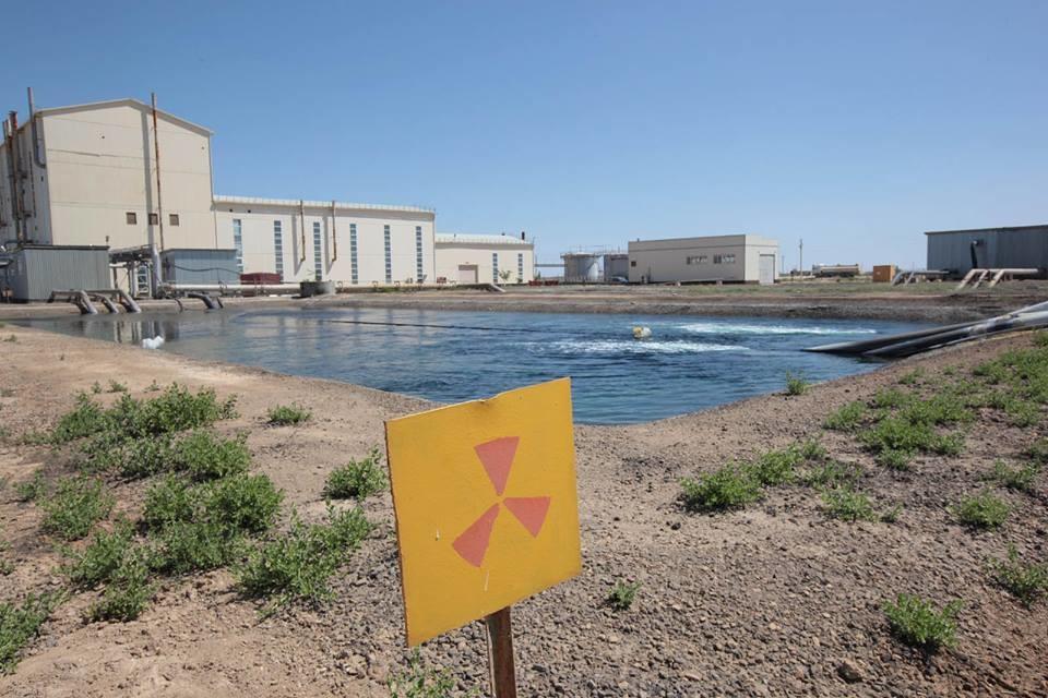 Україна та Казахстан підготували документи про створення спільного підприємства з видобутку оксиду урану.