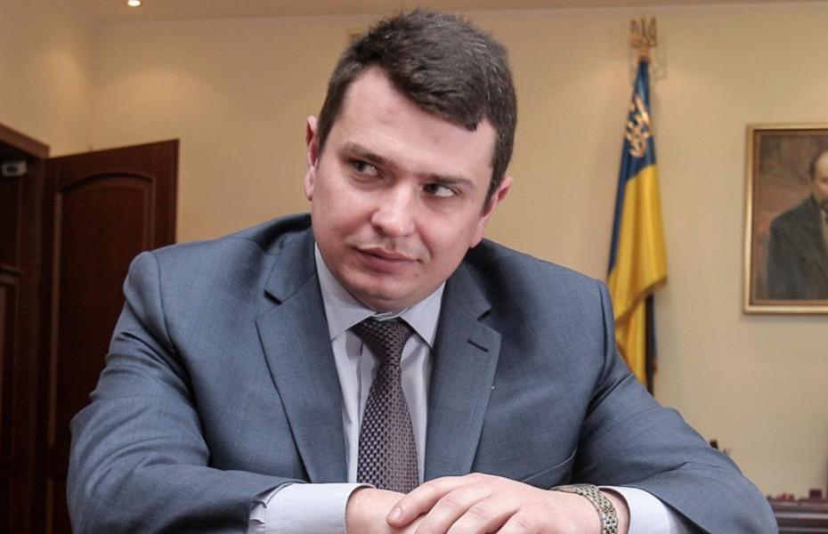 Директор НАБУ Артем Ситник повідомив, що оголосить низку підозр у рамках розслідування справи чорної бухгалтерії Партії регіонів.