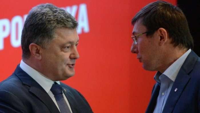 Луценко повідомив про те, що допит Петра Порошенка відбудеться у кінці вересня, орразу після його візиту до США.