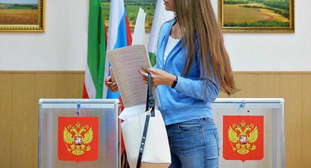 МЗС Грузії заявляє, Росія порушила міжнародне право і незаконно відкрила 21 виборчу дільницю на окупованих територіях Грузії на виборах до Державної думи.