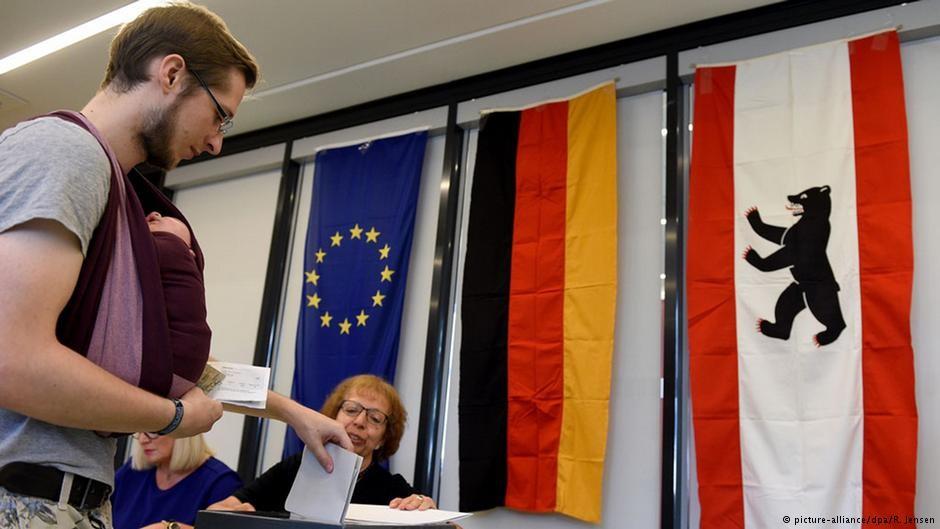 В результаті місцевих виборів в Берліні поточна правляча коаліція СДПН і ХДС припинить існування.
