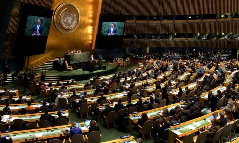 Насаммите ООН лидеры 193 стран приняли декларацию озащите прав беженцев