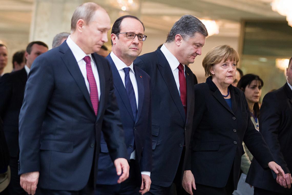 Елисеев: Лидеры «нормандского формата» договорились оследующей встрече
