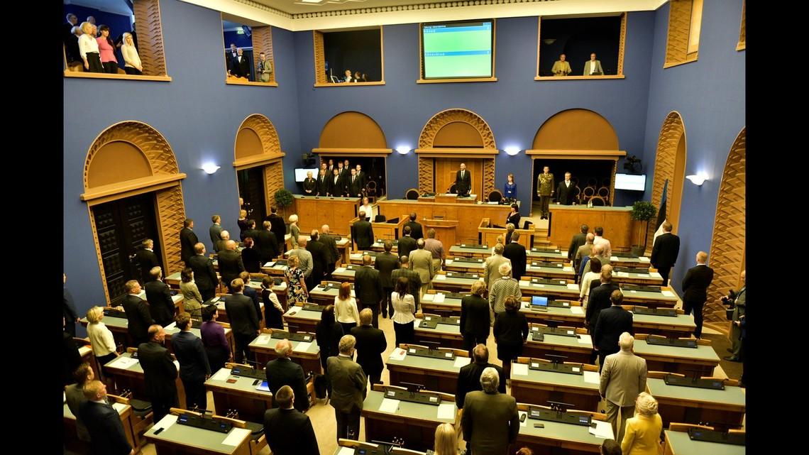 В Естонії жоден кандидат в президенти не зміг отримати більшість за підсумками двох турів. У другому турі кандидати не набрали необхідний мінімум.