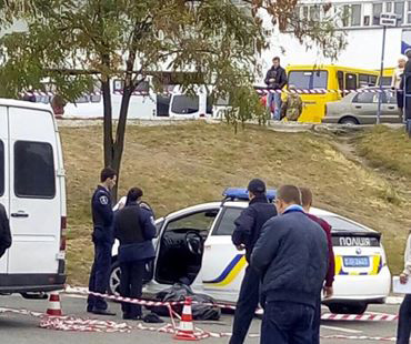 З'явилася інформація про другому співробітника патрульної поліції, який був поранений в результаті перестрілки в Дніпрі.