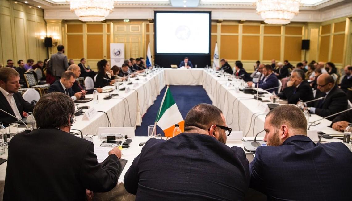 Вчора в Москві відбувся міжнародний з'їзд сепаратистських рухів зі всього світу під назвою Діалог націй, де обговорювали долю самопроголошених республік.