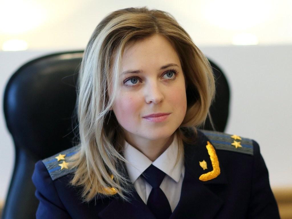 Наталія Поклонська написала заяву про звільнення з посади у зв'язку з обранням депутатом Державної думи Російської Федерації від партії Єдина Росія.