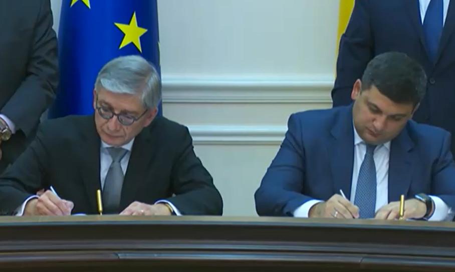 Кабінет міністрів України і Всесвітній конгрес українців підписали меморандум про співпрацю.