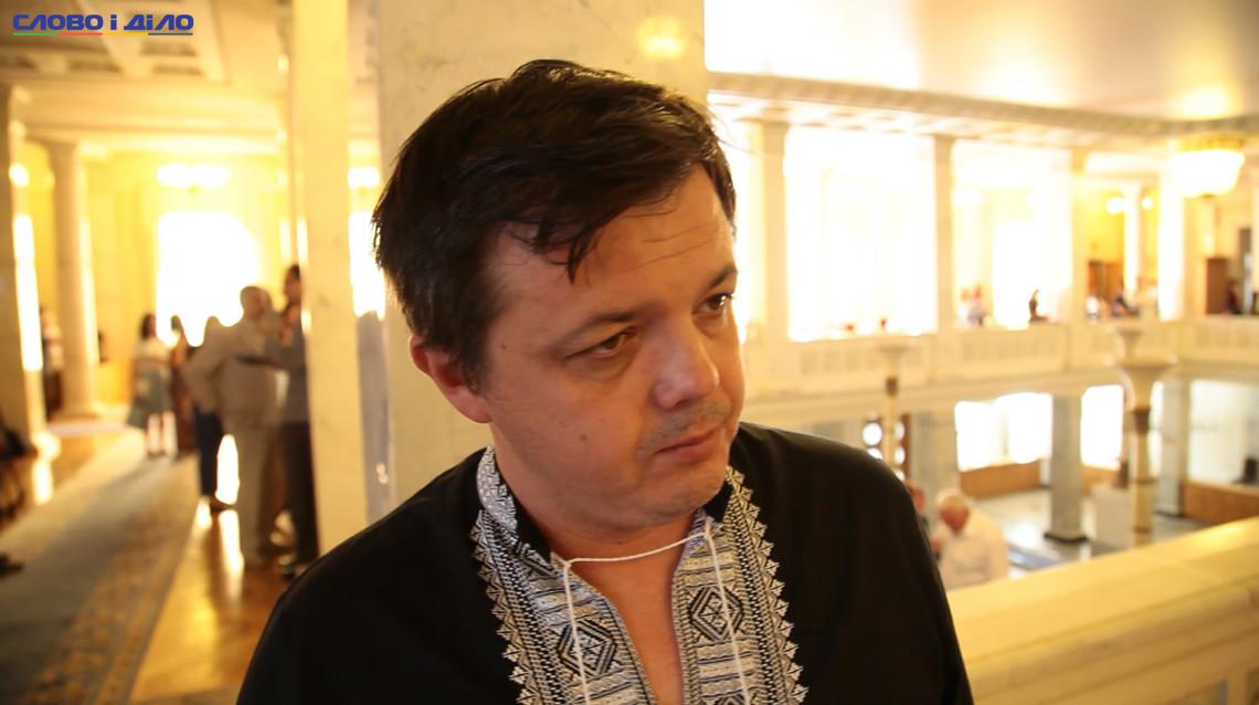 Семен Семенченко пообіцяв, що спільно з депутатами від фракції Самопомочі ініціює відновлення роботи слідчої комісії щодо Іловайської трагедії.