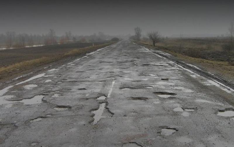Україна посіла 134-е місце зі 138 можливих у рейтингу якості автомобільних доріг, який складає міжнародна організація Всесвітній економічний форум.