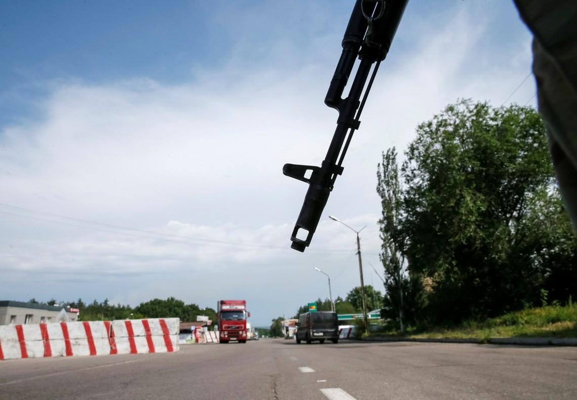 ЛНР: ВСУ обстреляли окрестности Станицы Луганской