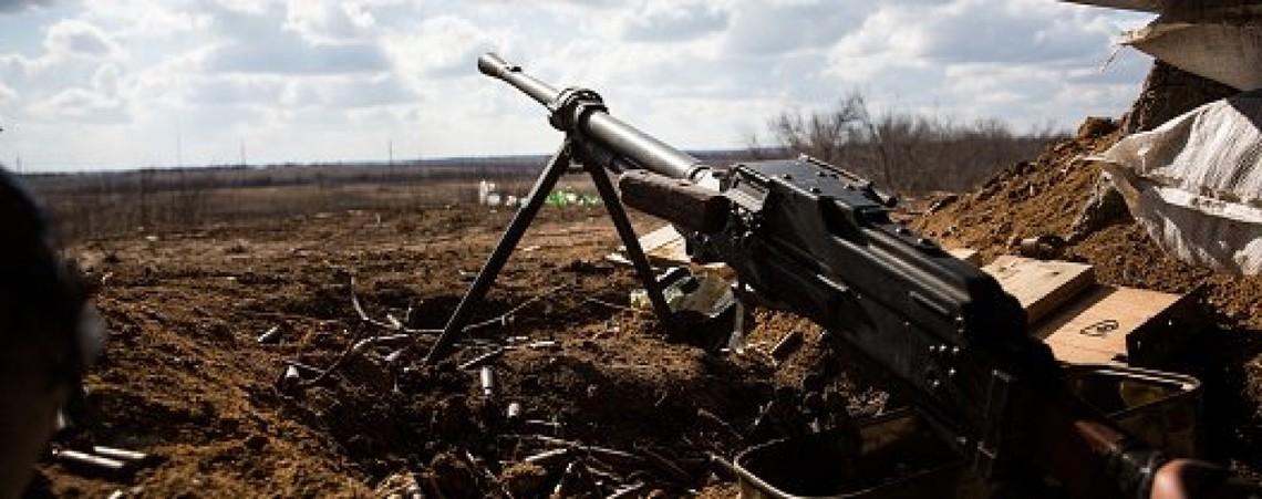 Бойовики самопроголошених республік на Донбасі 47 разів порушили режим тиші протягом останньої доби – штаб АТО.