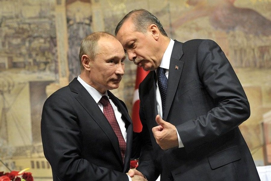 Президент РФ Володимир Путін 10 жовтня відвідає Стамбул, де проведе двосторонні переговори з президентом Туреччини Реджепом Ердоганом.