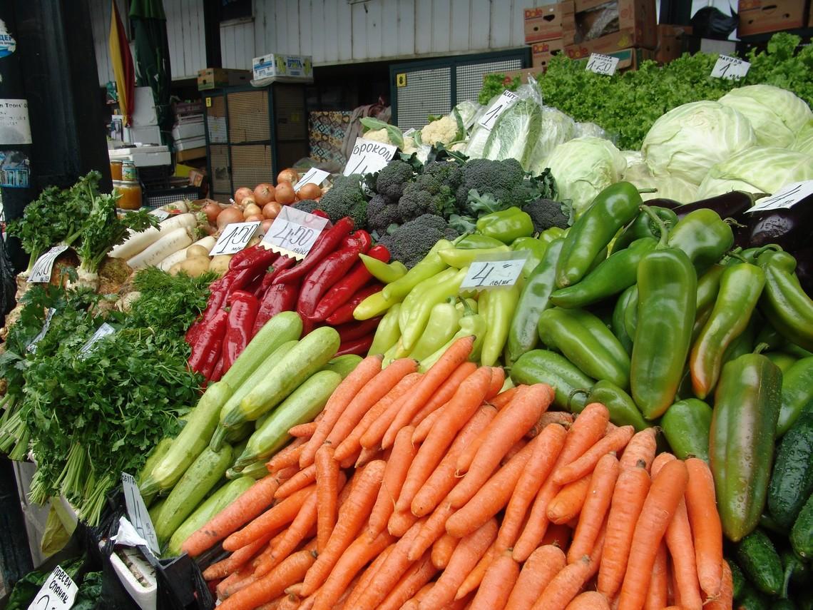 Ринок овочів відреагував на поганий урожай зростанням цін на 37,4 відсотка. Помітний внесок у подорожчання вартості плодоовочевої продукції внесли й овочі борщового набору.