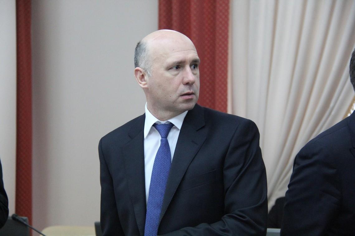 Порошенко договаривается спремьером Молдовы овзаимодействии награнице