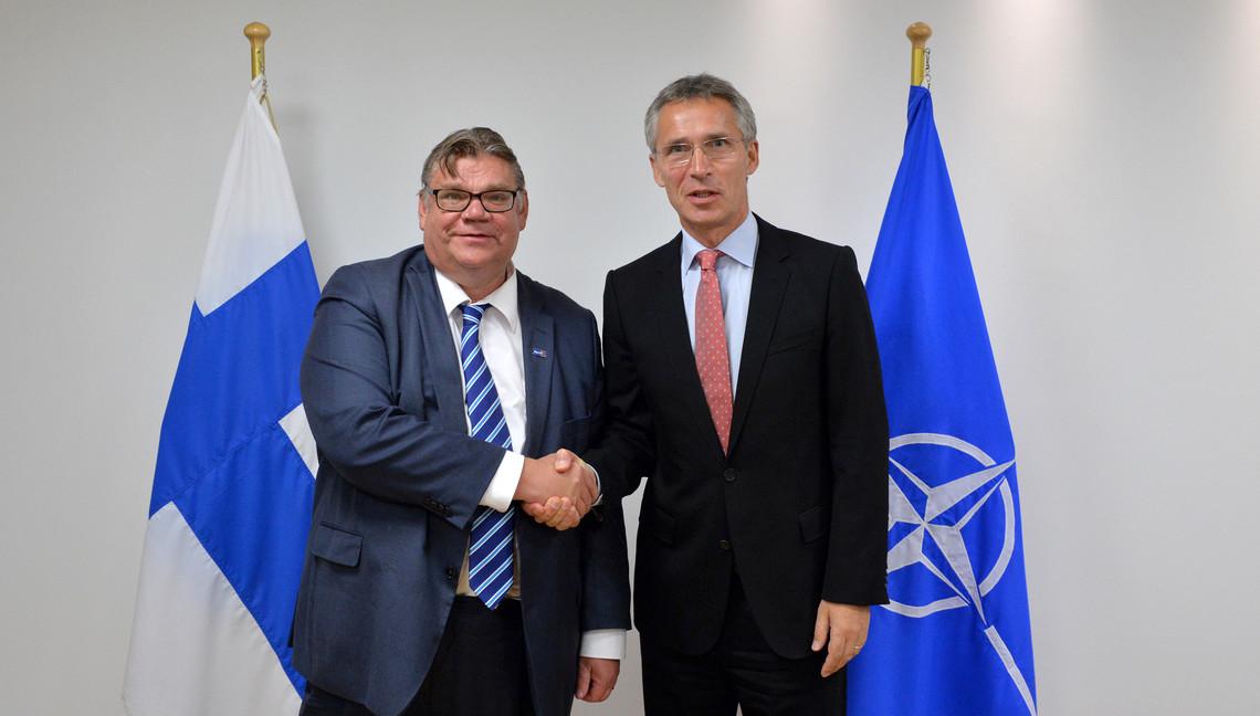 Финляндия иСША подписали декларацию оразвитии оборонного сотрудничества