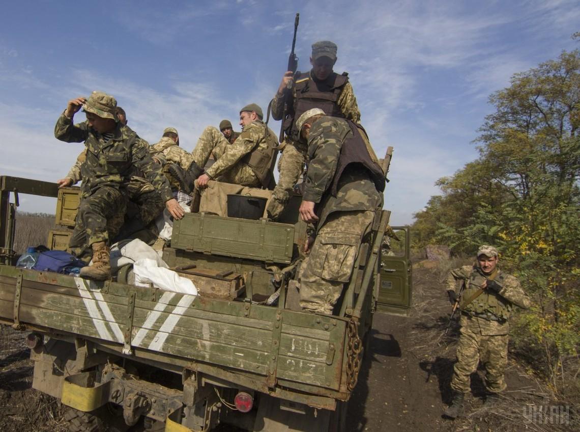 Розведення сил і засобів на Донбасі згідно з рамковим рішенням тристоронньої контактної групи не впливає на лінію розмежування, вона залишається незмінною.
