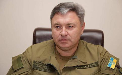 Голова Луганської ОДА Юрій Гарбуз виступив проти розведення військ в Станиці Луганській і заборонив відведення сил 9 жовтня.