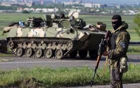 Георгій Тука повідомив, що рішення про припинення розведення військ і техніки в районі Станиці Луганської немає.