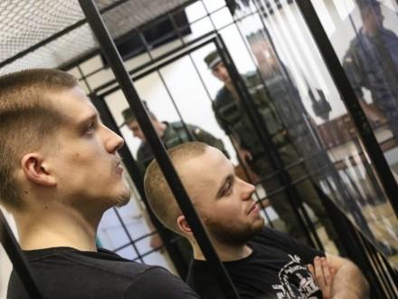 Апеляційний суд міста Києва сьогодні провів засідання у справі підозрюваних у скоєнні теракту під стінами ВР 31 серпня 2015 року Ігоря Гуменюка та Сергія Крайняка.