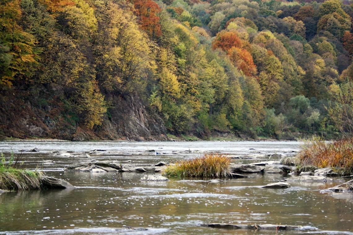 В результаті рясних опадів у низці областей України очікується значний підйом рівня води у водоймах.