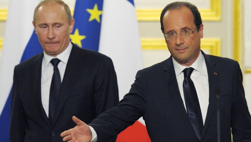 Президент Франції Франсуа Олланд не зможе взяти участь у відкритті російського православного центру в Парижі разом із президентом РФ Володимиром Путіним.