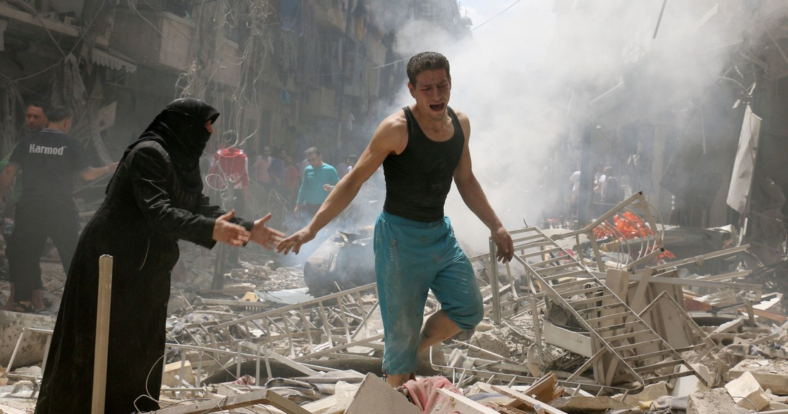 У країнах Європейського Союзу розглянуть можливість запровадження проти Російської Федерації санкцій через політику Москви в Сирії.
