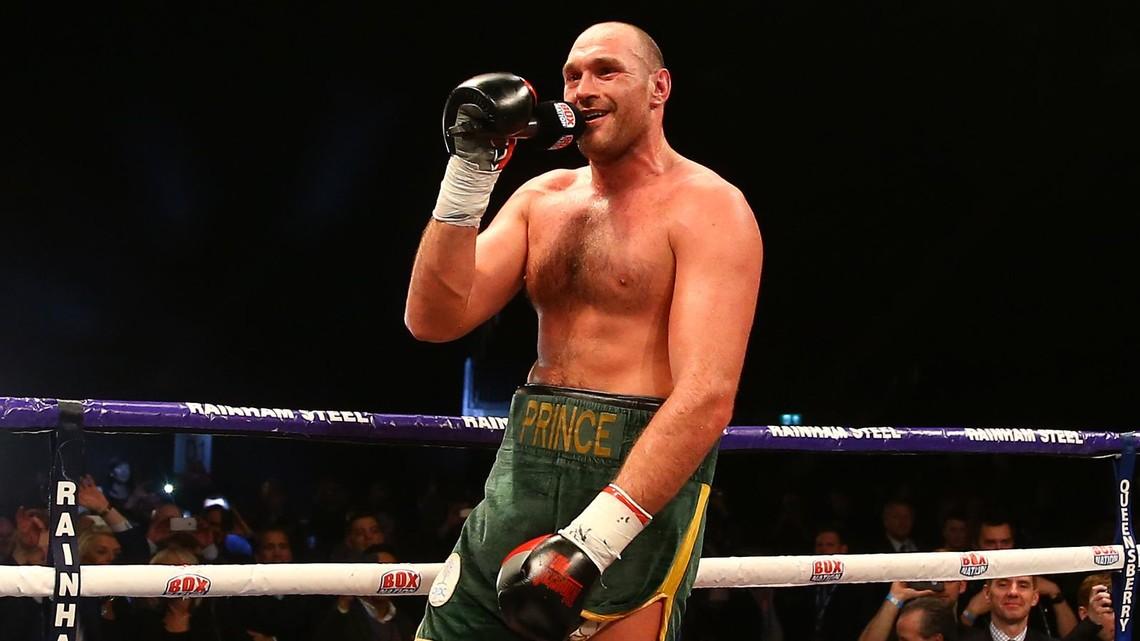 Британський боксер Тайсон Ф'юрі отримав санкції за вживання допінгу. В зв'язку з цим він не зможе брати участь у боях.