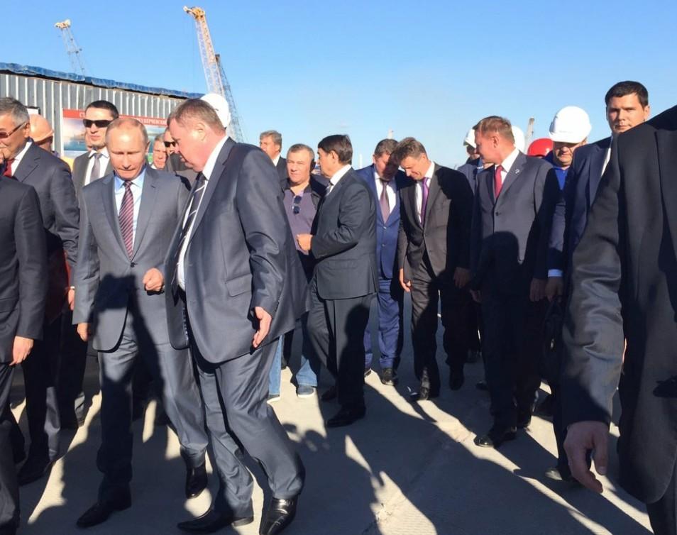 В окупований Крим прибула делегація депутатів регіональних рад і представників ділового співтовариства Італії. До складу делегації увійшли 18 чоловік.