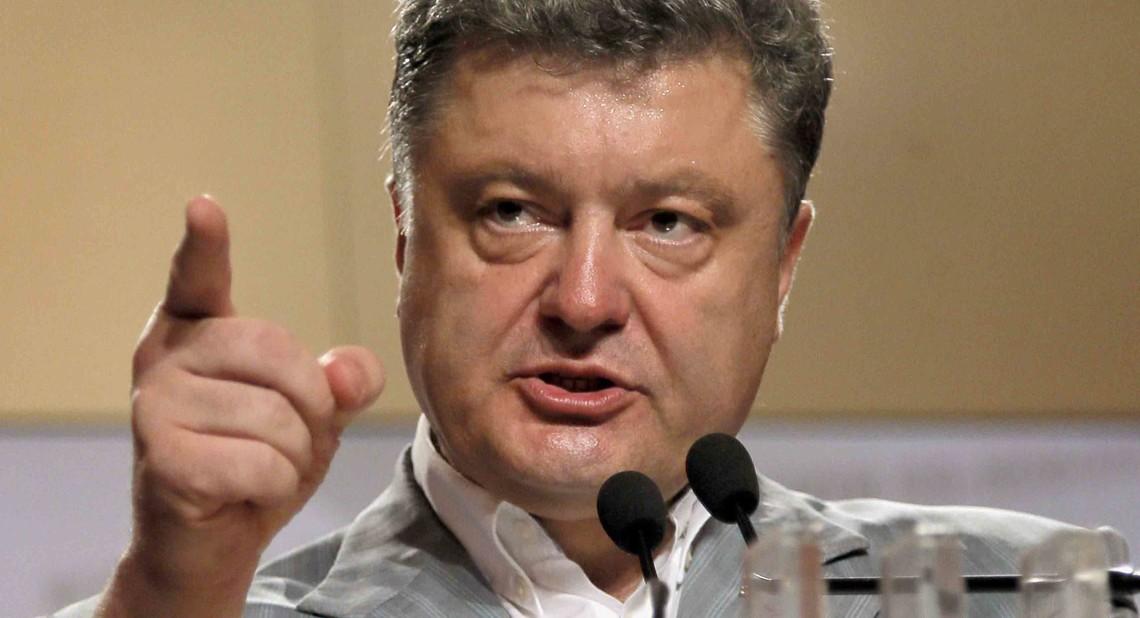 Президент України переконаний, що Росія не припинить свою політику агресії, поки світ не об'єднається, щоб зупинити Москву.
