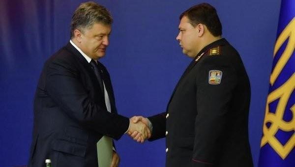Заступником голови Адміністрації Президента призначений колишній голова управління розвідки Міноборони Валерій Кондратюк.