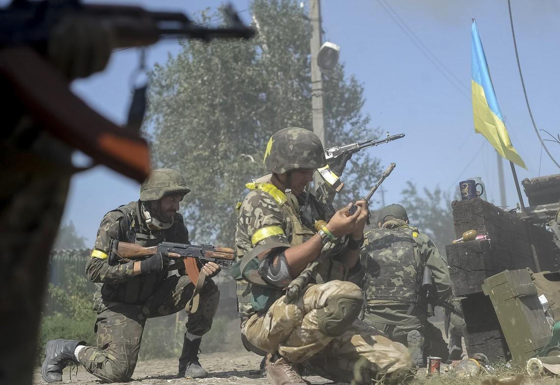 Спікер Адміністрації Президента з питань антитерористичної операції Андрій Лисенко назвав втрати української армії на Донбасі.