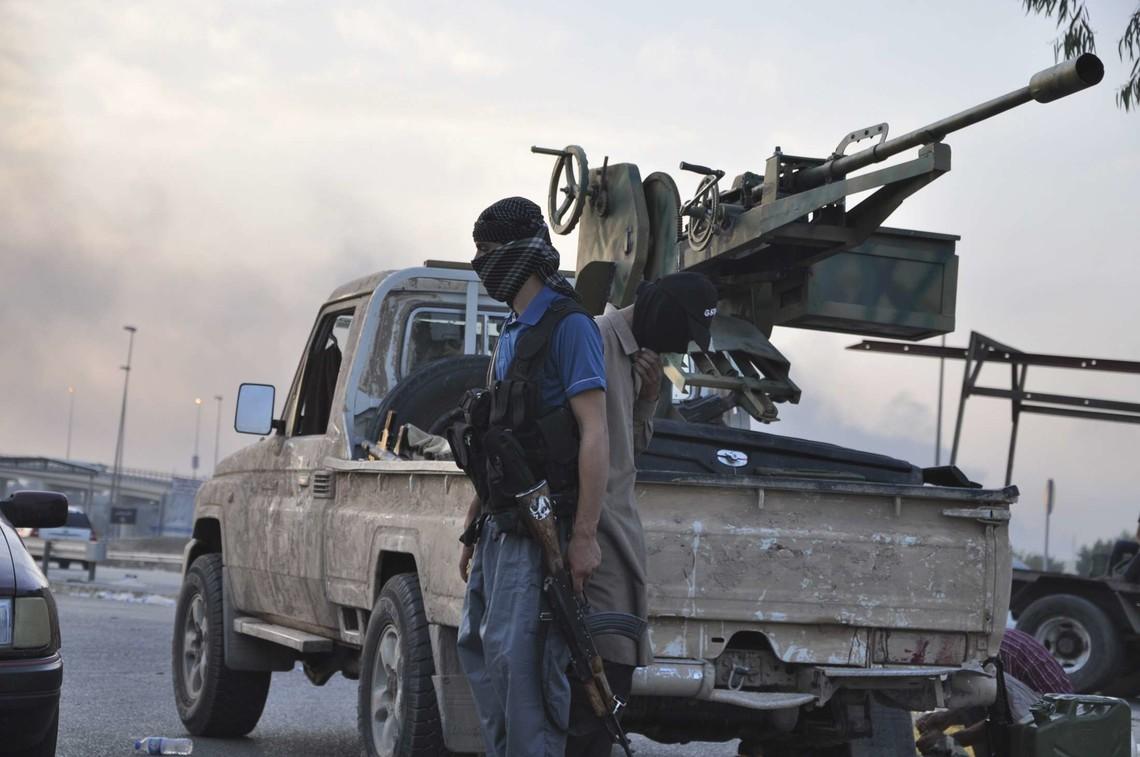 Прем'єр-міністр Іраку Хайдер аль-Абаді оголосив про початок операції зі звільнення Мосула від бойовиків терористичної організації Ісламська держава.