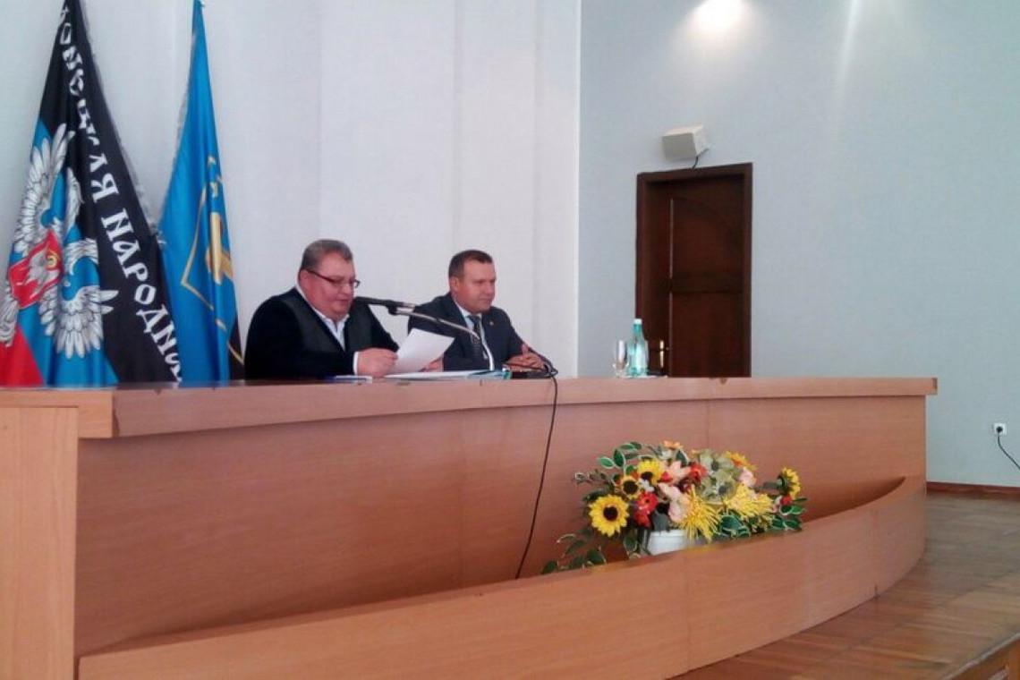 Глава самопроголошеної ДНР Олександр Захарченко призначив нового мера Донецька. Ним став Олексій Кулемзін замість Ігоря Мартинова.