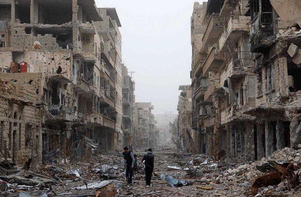 Сирийские военные захватили стратегически актуальную высоту вАлеппо
