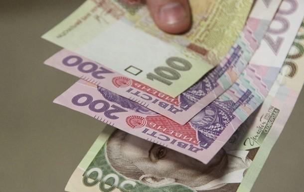 47 тыс. управляющих частных учреждений начисляют себе 1450 гривень заработной платы