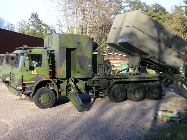 Швеция разместит наострове Готланд противокорабельные ракеты