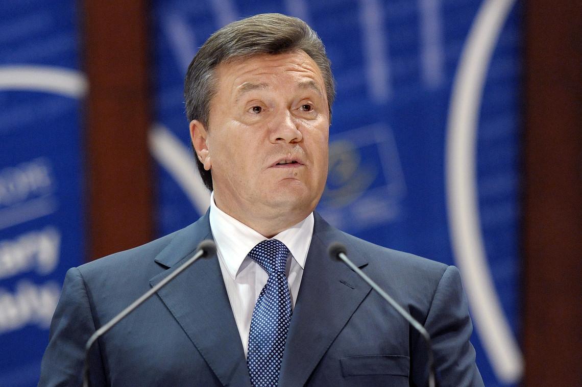 А.Парубий: мыдолжны требовать возвращения В.Януковича вУкраину