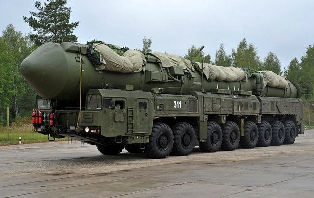 ВМинобороны неисключают ракетного удара состороны РФ