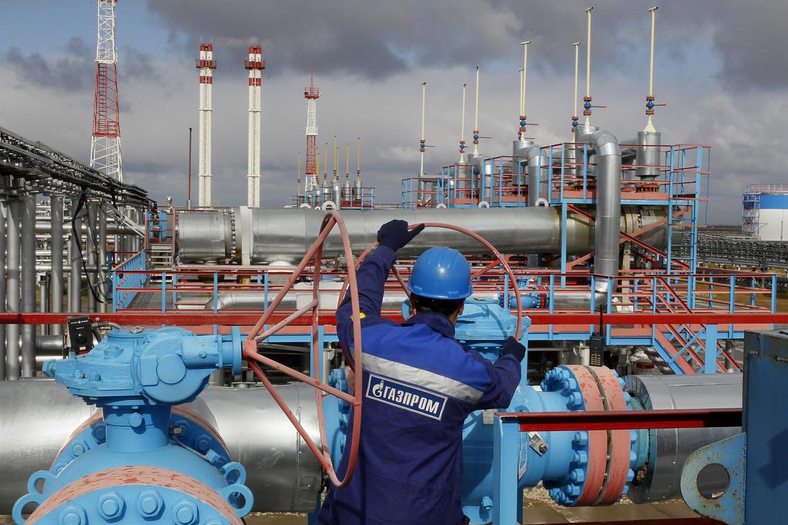 Транзит російського газу через Україну значно виріс