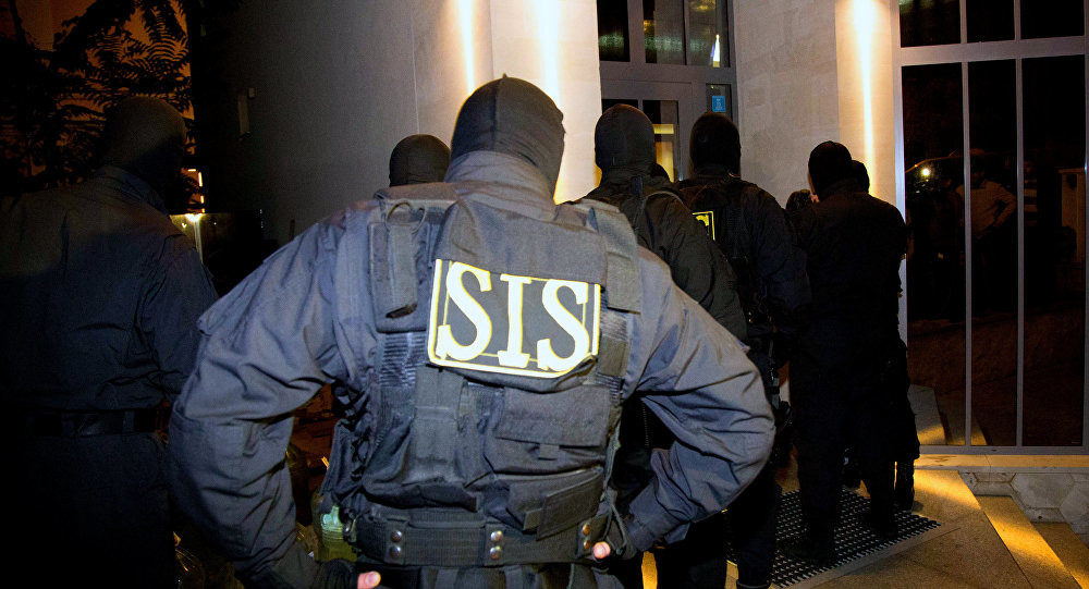 ВМолдове задержали мужчину, воевавшего настороне пророссийских боевиков наДонбассе