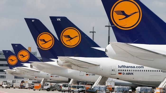 Lufthansa достигла соглашения спрофсоюзом пилотов