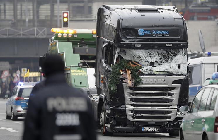 Немецкая милиция подтвердила смерть украинца— Теракт вБерлине