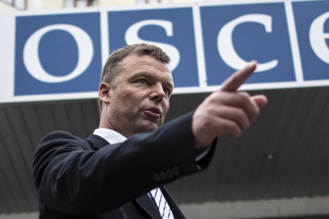 «Обе стороны нарушают режим предотвращения огня»— ОБСЕ