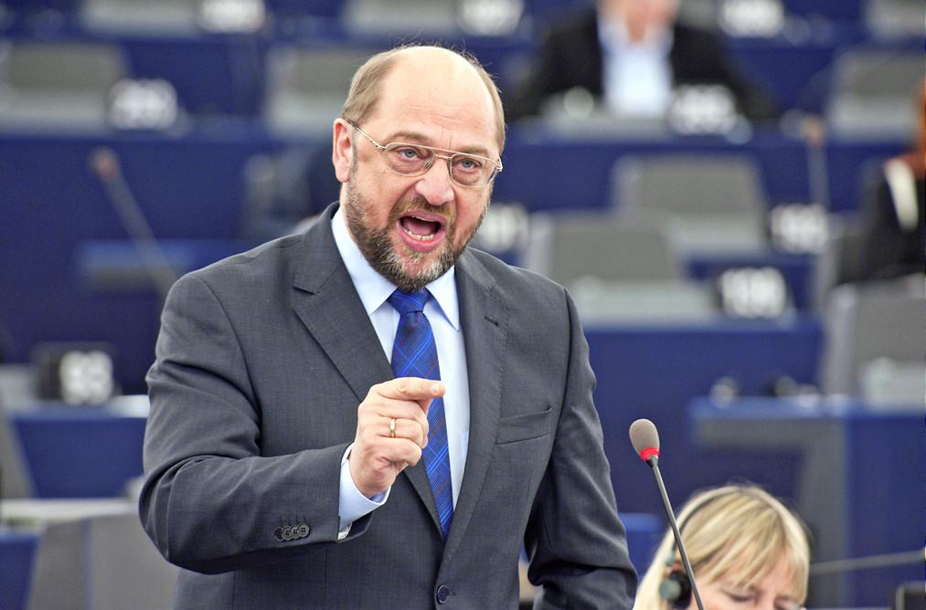 Председатель Европарламента Мартин Шульц небудет сражаться запост канцлера ФРГ